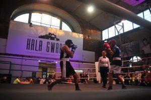 Landowski Boxing Night - walka w Hali Gwardii walka